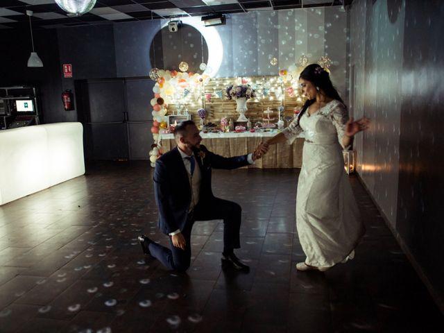 La boda de Jesus y Pilar en Lebor, Murcia 204