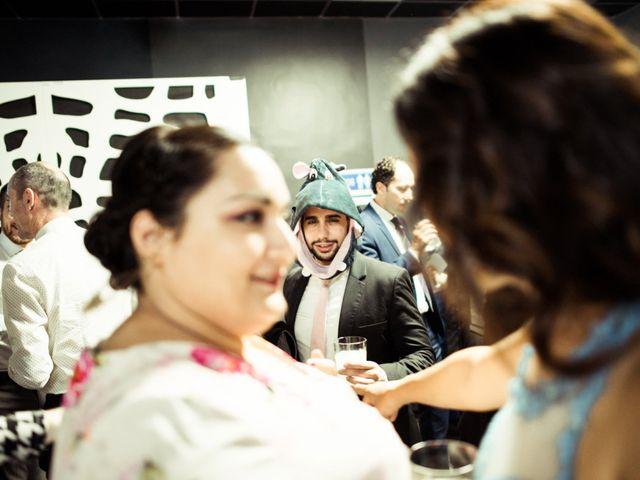 La boda de Jesus y Pilar en Lebor, Murcia 214