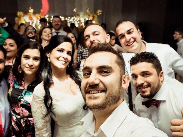 La boda de Jesus y Pilar en Lebor, Murcia 217