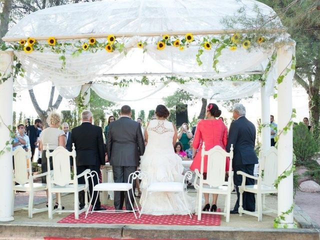 La boda de Ivan y Laura en Castalla, Alicante 2