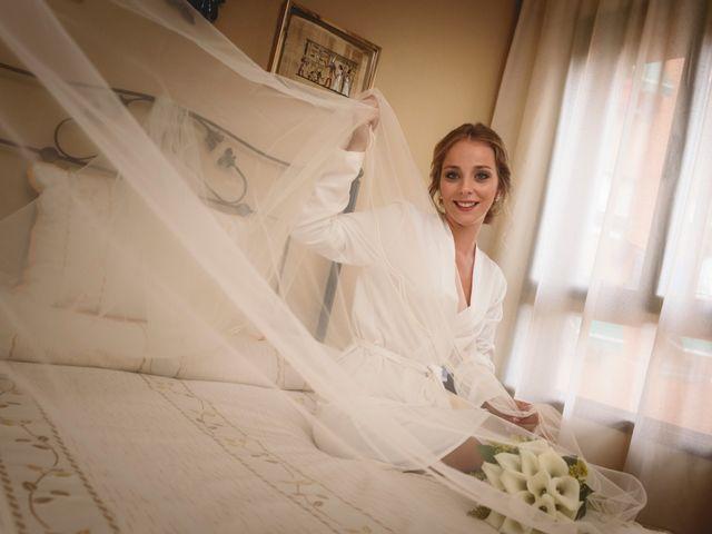 La boda de Belen y Victor en Madrid, Madrid 13