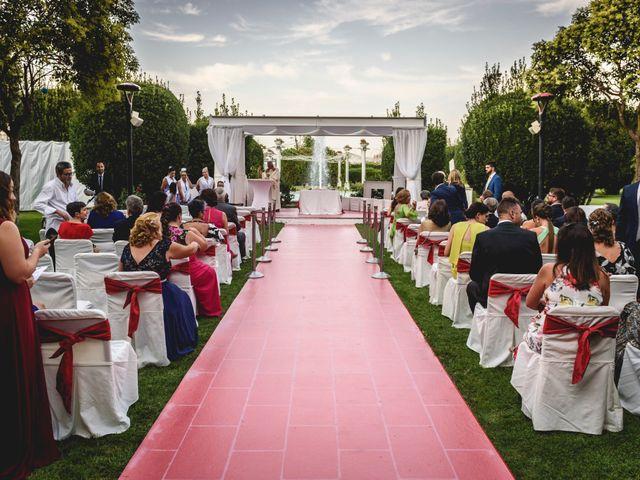 La boda de Belen y Victor en Madrid, Madrid 19