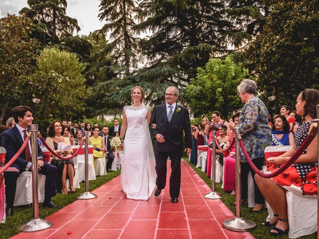 La boda de Belen y Victor en Madrid, Madrid 21
