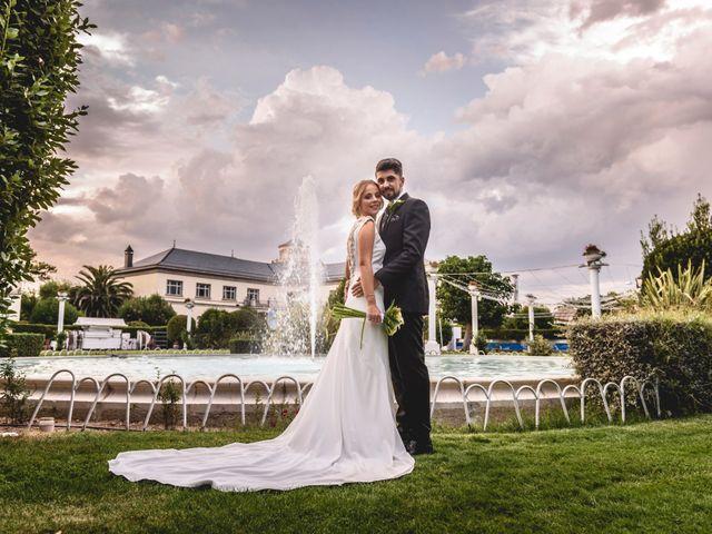 La boda de Belen y Victor en Madrid, Madrid 23