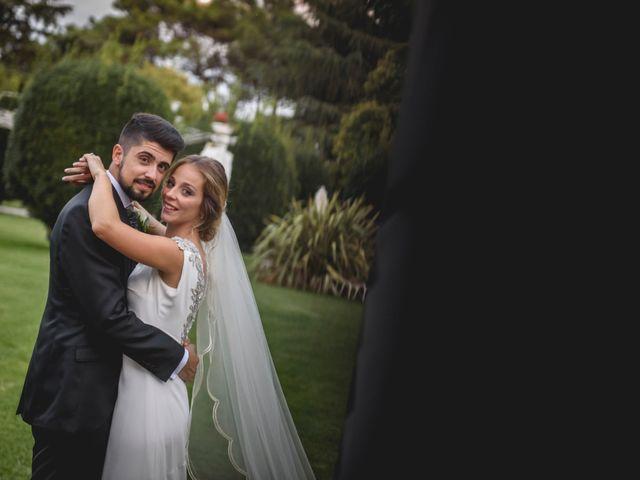 La boda de Belen y Victor en Madrid, Madrid 28