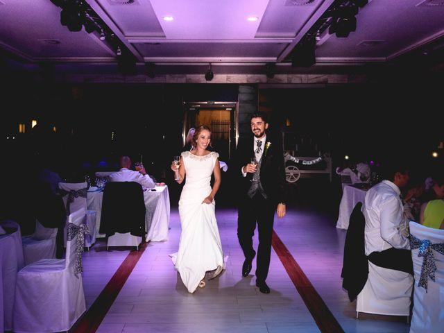 La boda de Belen y Victor en Madrid, Madrid 34