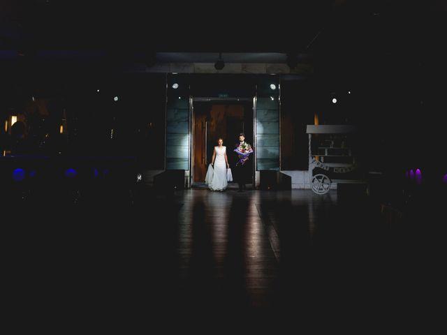 La boda de Belen y Victor en Madrid, Madrid 37