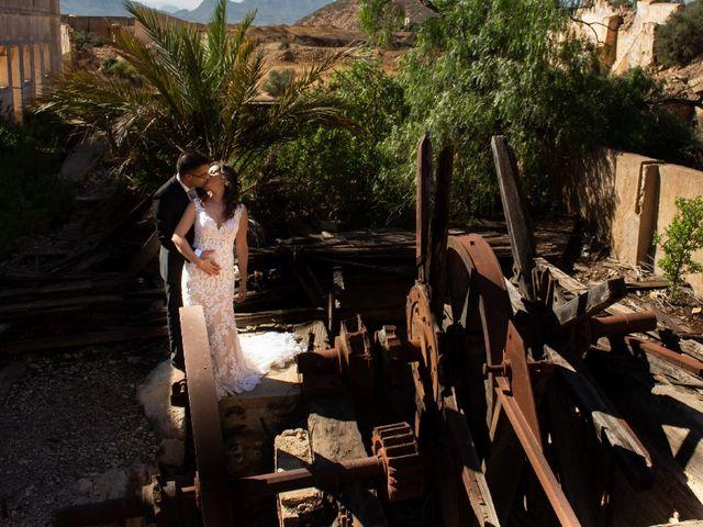 La boda de S.David y Maria en Catral, Alicante 38