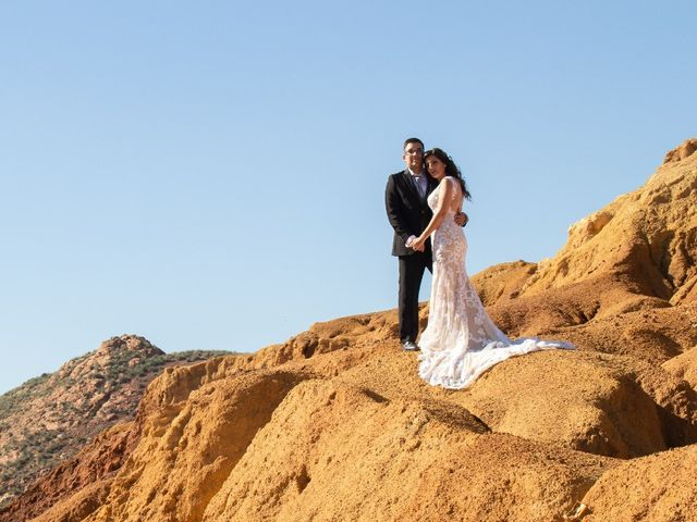 La boda de S.David y Maria en Catral, Alicante 39