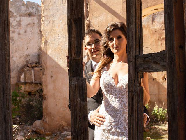 La boda de S.David y Maria en Catral, Alicante 40