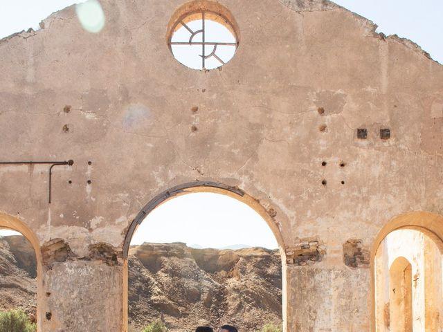 La boda de S.David y Maria en Catral, Alicante 41