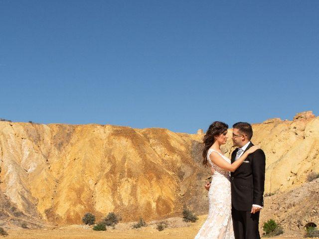 La boda de S.David y Maria en Catral, Alicante 43