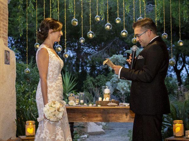 La boda de S.David y Maria en Catral, Alicante 44