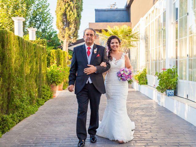 La boda de Helios y Sara en Atarfe, Granada 12
