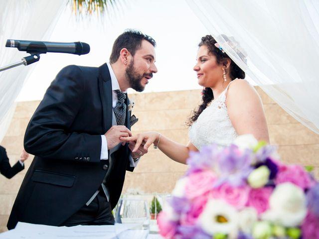 La boda de Helios y Sara en Atarfe, Granada 13