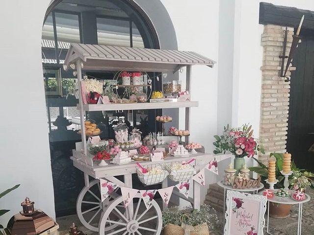 La boda de Antonio  y Marinel en Granada, Granada 5