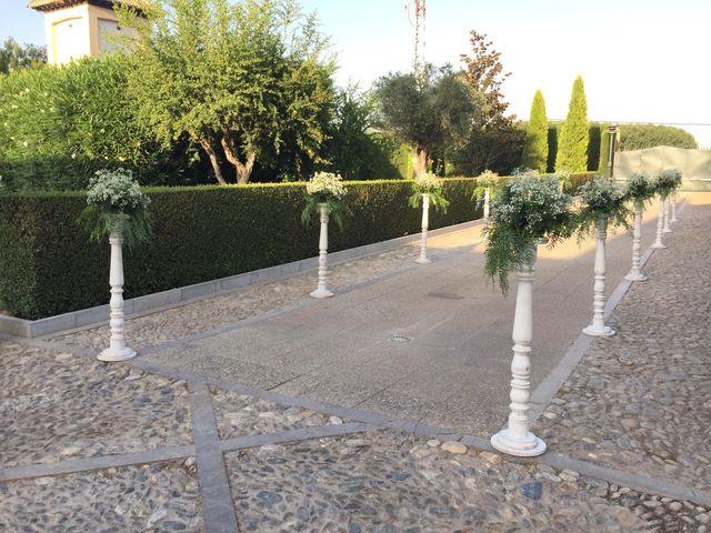 La boda de Antonio  y Marinel en Granada, Granada 7