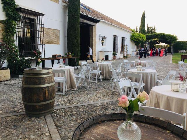 La boda de Antonio  y Marinel en Granada, Granada 10