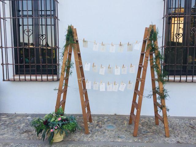 La boda de Antonio  y Marinel en Granada, Granada 17