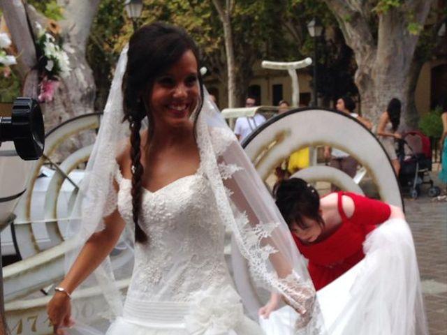 La boda de Noelia y Marcos en Valencia, Valencia 5