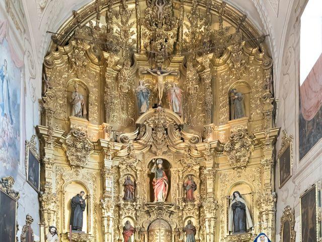 La boda de Alberto y Celina en Granada, Granada 9