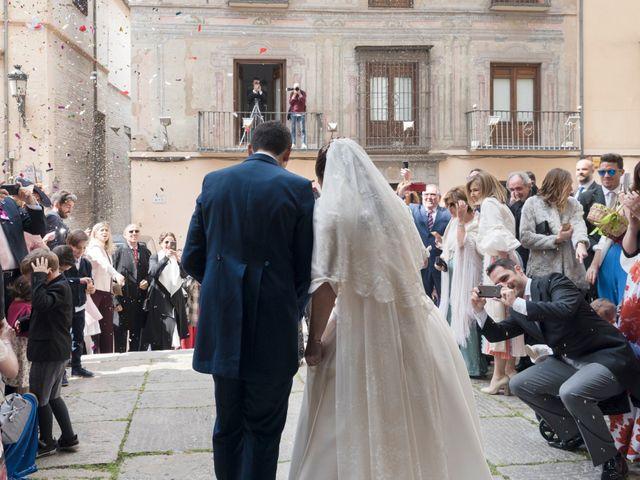 La boda de Alberto y Celina en Granada, Granada 11