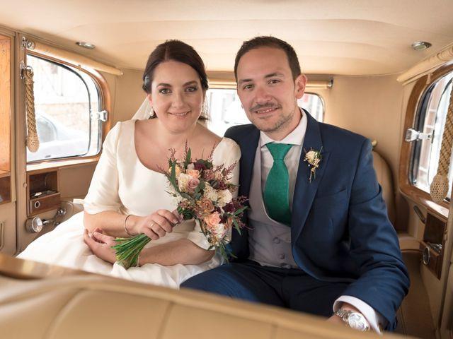 La boda de Alberto y Celina en Granada, Granada 12