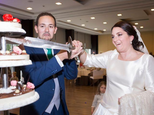 La boda de Alberto y Celina en Granada, Granada 20