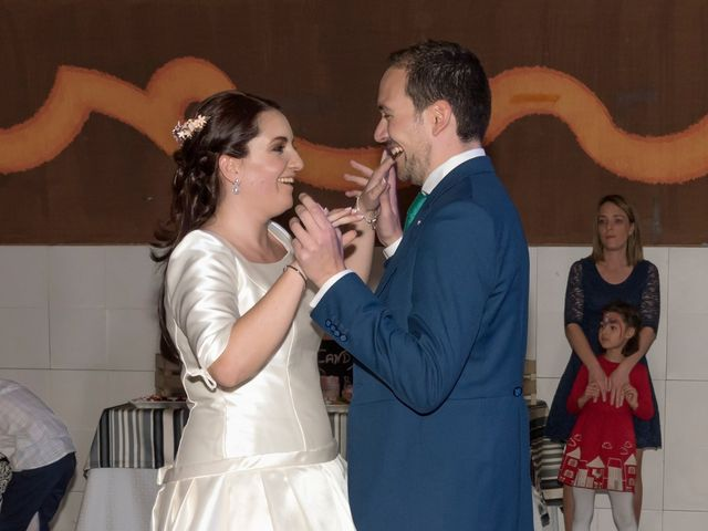 La boda de Alberto y Celina en Granada, Granada 21