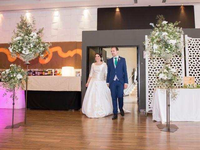 La boda de Alberto y Celina en Granada, Granada 26