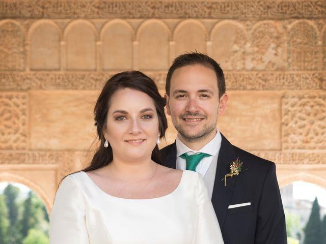La boda de Alberto y Celina en Granada, Granada 31