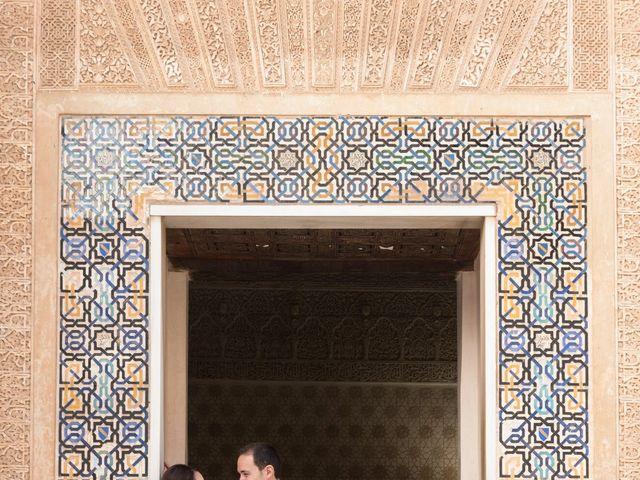 La boda de Alberto y Celina en Granada, Granada 32