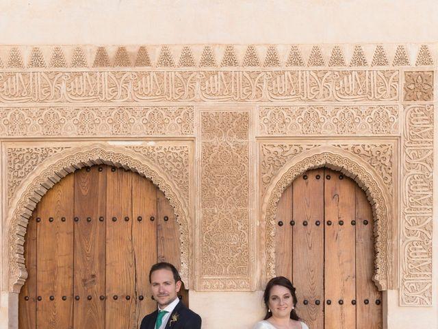 La boda de Alberto y Celina en Granada, Granada 33