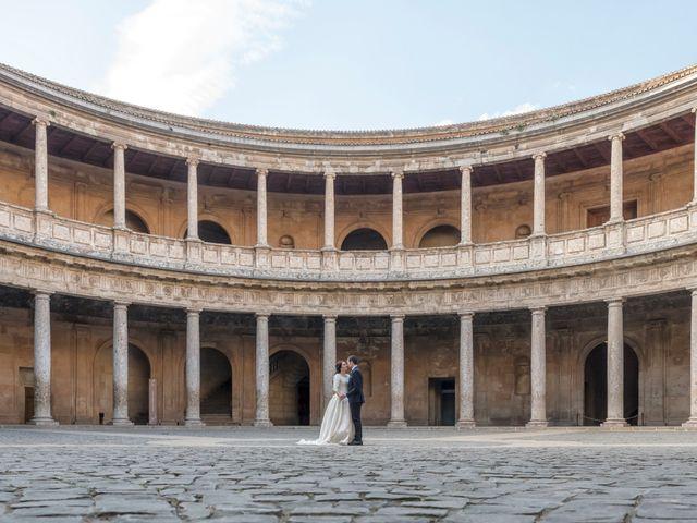 La boda de Alberto y Celina en Granada, Granada 34