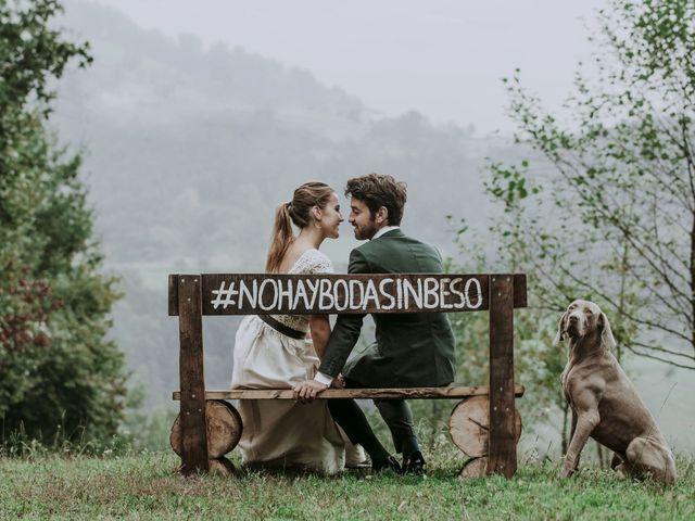 La boda de Ainhoa y Raúl