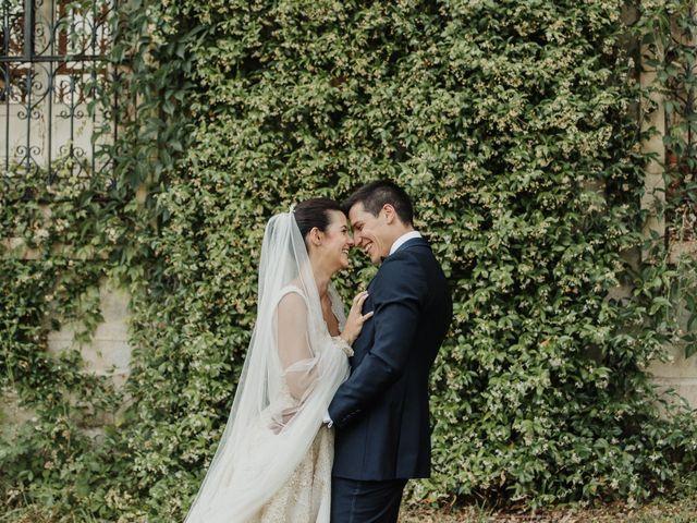La boda de Hugo y Mariana