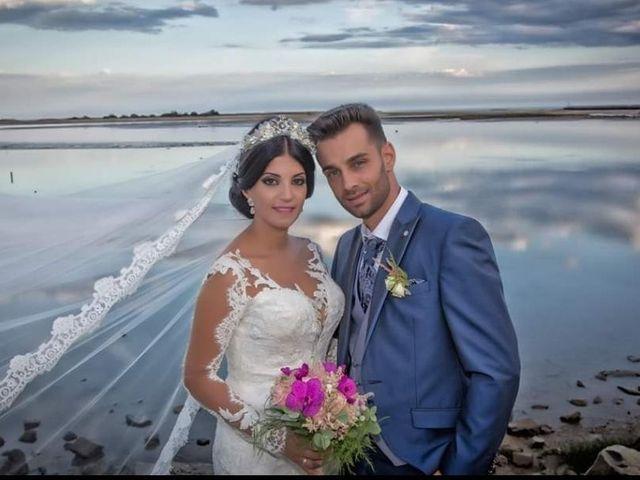 La boda de Cristina y Loren