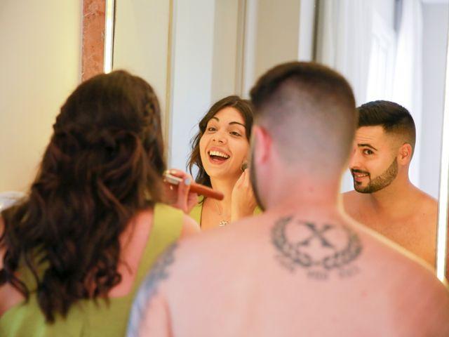 La boda de Giuseppe y Teresa en Vilanova I La Geltru, Barcelona 5