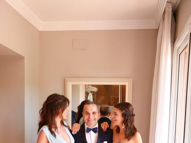 La boda de Giuseppe y Teresa en Vilanova I La Geltru, Barcelona 16