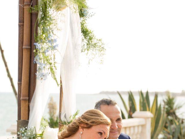La boda de Giuseppe y Teresa en Vilanova I La Geltru, Barcelona 62
