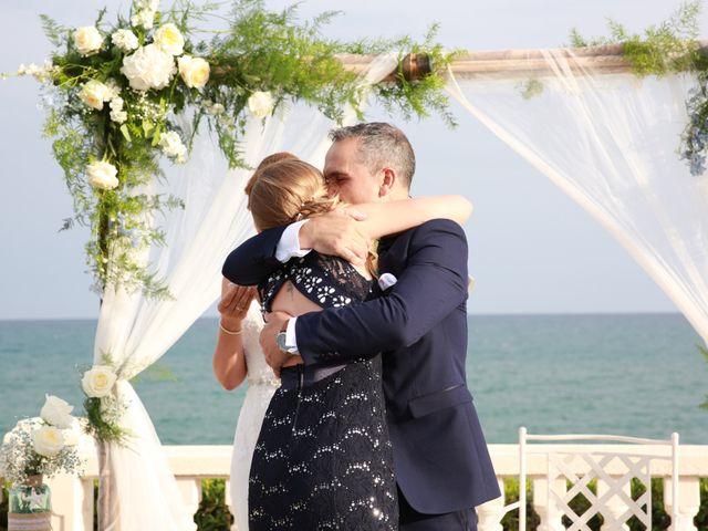 La boda de Giuseppe y Teresa en Vilanova I La Geltru, Barcelona 63