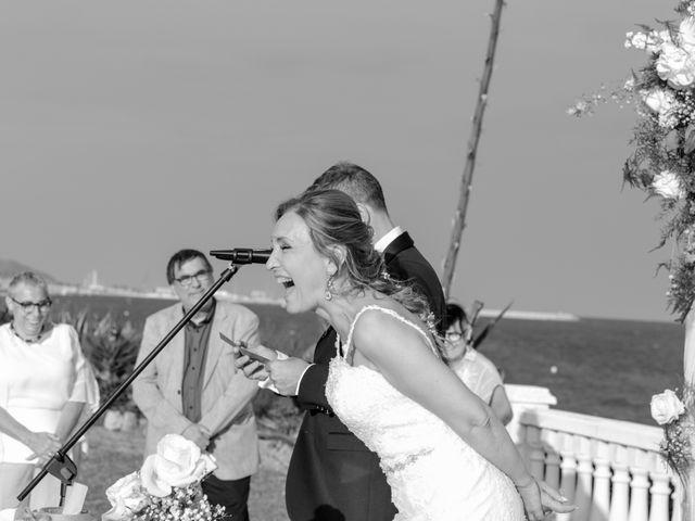 La boda de Giuseppe y Teresa en Vilanova I La Geltru, Barcelona 66