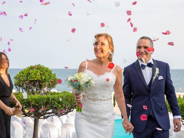 La boda de Giuseppe y Teresa en Vilanova I La Geltru, Barcelona 71