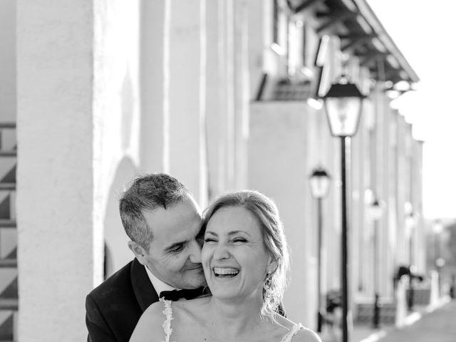 La boda de Giuseppe y Teresa en Vilanova I La Geltru, Barcelona 76