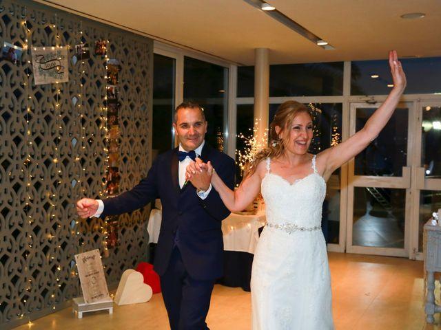 La boda de Giuseppe y Teresa en Vilanova I La Geltru, Barcelona 82