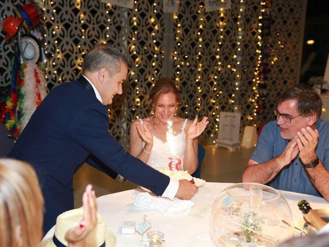 La boda de Giuseppe y Teresa en Vilanova I La Geltru, Barcelona 85
