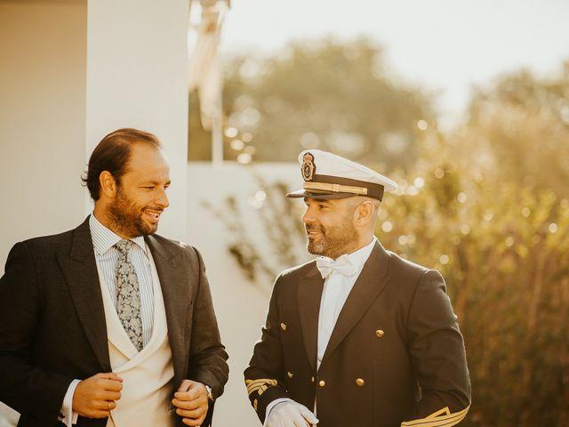 La boda de Jorge y Esperanza en El Palmar, Cádiz 9
