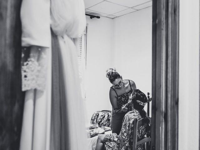 La boda de Jorge y Esperanza en El Palmar, Cádiz 13