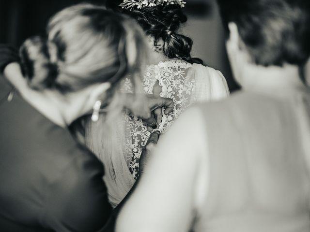 La boda de Jorge y Esperanza en El Palmar, Cádiz 20