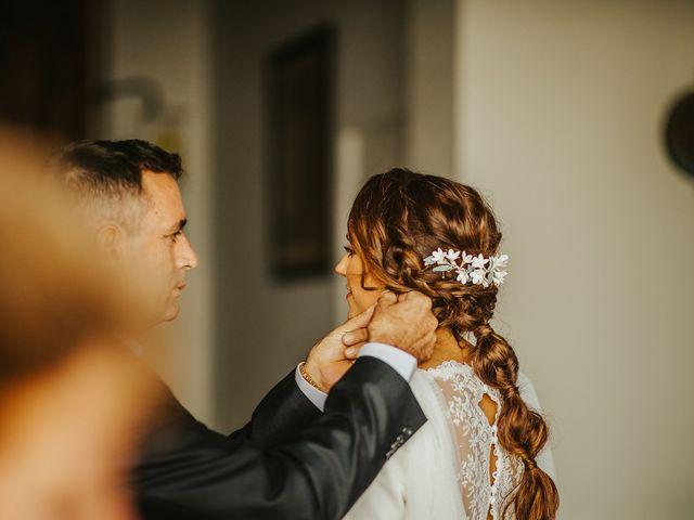 La boda de Jorge y Esperanza en El Palmar, Cádiz 22